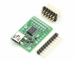 [로봇사이언스몰][Pololu][폴로루] Micro Maestro 6-Channel USB Servo Controller (Partial Kit) #1351