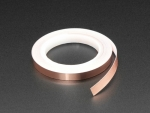[로봇사이언스몰] 구리테이프 6mm * 5 Meter (Copper Foil Tape with Conductive Adhesive - 6mm x 5 meters long) id:3483