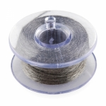 [로봇사이언스몰][Sparkfun][스파크펀] Conductive Thread Bobbin - 30ft (Stainless Steel) dev-10867