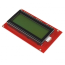 [로봇사이언스몰][Sparkfun][스파크펀] Serial Enabled 20x4 LCD - Black on Green 5V LCD-09568