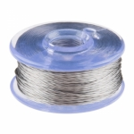 [로봇사이언스몰][Sparkfun][스파크펀] Smooth Thread Bobbin - 12m (Stainless Steel) dev-13814